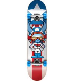 "Skateboard Speed Demons Characters 7.25 ""Stars"