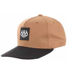 Cap 686 Knockout Snapback golden brown 2020/21