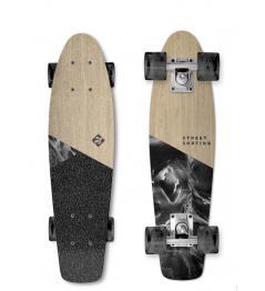 Street Surfing Skateboard BEACH BOARD WOOD Dimension