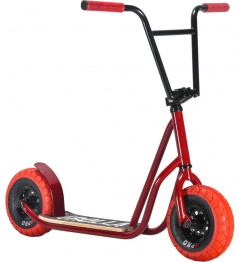 Rocker Rolla Big Wheel red