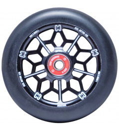CORE Hex Hollow Scooter Wheel (110mm | Black)