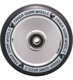 Panda Balloon Fullcore 100mm Chrome wheel