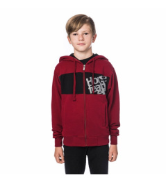 Sweatshirt Horsefeathers Rounder rio red 2019/20 kids vell.XL