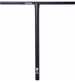 Longway Kronos Titanium Scooter Handlebars (600mm   Black)