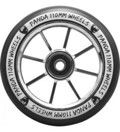 Panda Spoked V2 110mm Chrome wheel