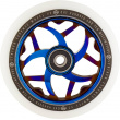 Wheel Striker Essence V3 White 110mm Blue Chrome