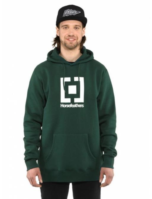 Sweatshirt Horsefeathers Leader bistro green 2021 vell.XL