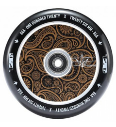 Blunt 120 mm Hollow Bandama gold wheel