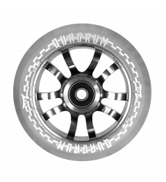 Wheel AO Quadrum 115mm Clear