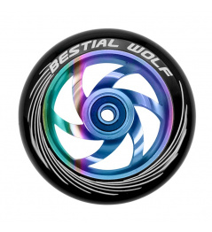 Bestial Wolf Twister 110mm Rainbow wheel