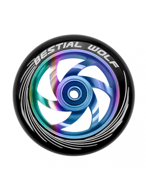 Bestial Wolf Twister 110mm Rainbow wheel