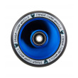 Panda Balloon Fullcore Wheel 110mm Blue Chrome