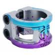 Oath Cage Blue / Purple / Titanium sleeve