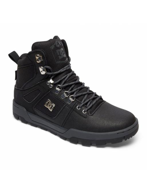 Dc Spartan Shoes High WR Boot black / black / dark gray 2017 vell.EUR46
