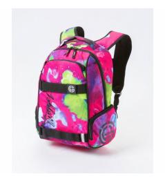 Backpack Nugget Bradley G opacity pink print 2017/18