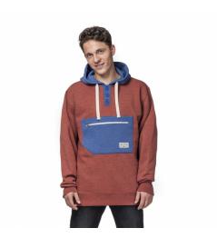 Horsefeathers Sweatshirt Ralph heather red 2016 vell.XL