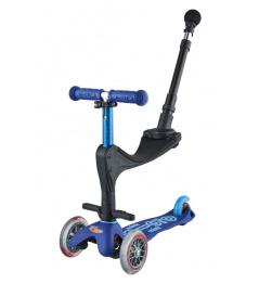 Mini Micro 3in1 Deluxe Plus Blue