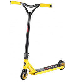 Freestyle scooter Bestial Wolf Booster B18 yellow
