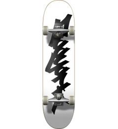 """Zoo York Skateboard OG 95 Tag 8 """"White"""
