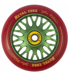 Metal Core PRO model Johan Walzel 110 mm green wheel