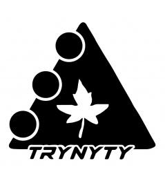 Sticker Trynyty Leaf