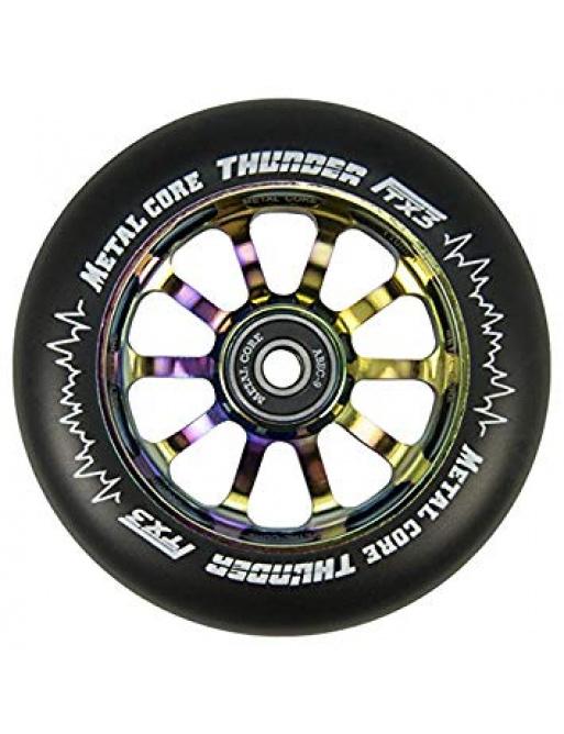 Metal Core Thunder Rainbow 110 mm black