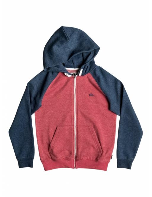 Quiksilver Sweatshirt Everyday 348 rpeh cardinal heather 2017 kids vell.XS / 8