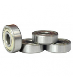 Scoetshop.cz Bearings ABEC 7 4 pcs + spacers