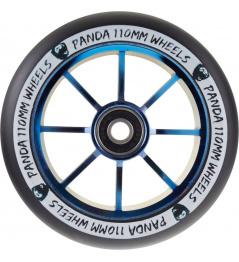 Panda Spoked V2 Pro (110mm   Blue Chrome)