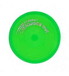 Flying plate Aerobie SQUIDGIE green