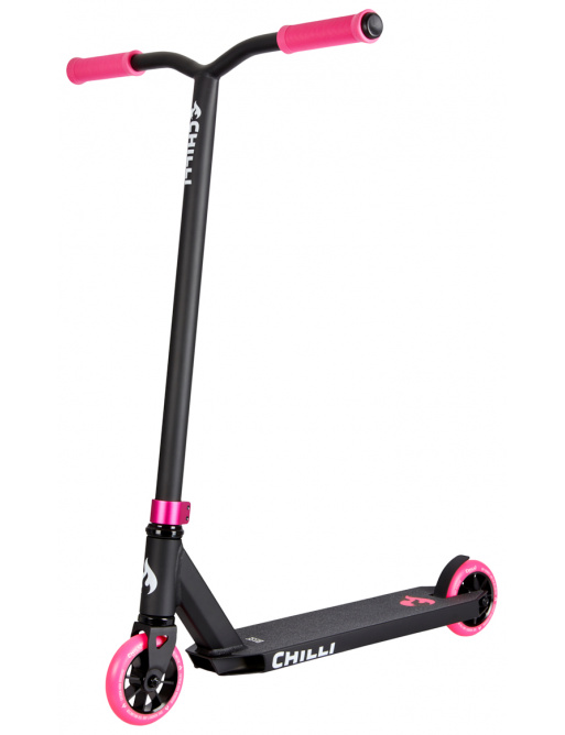 Freestyle Scooter Chilli Base Pink