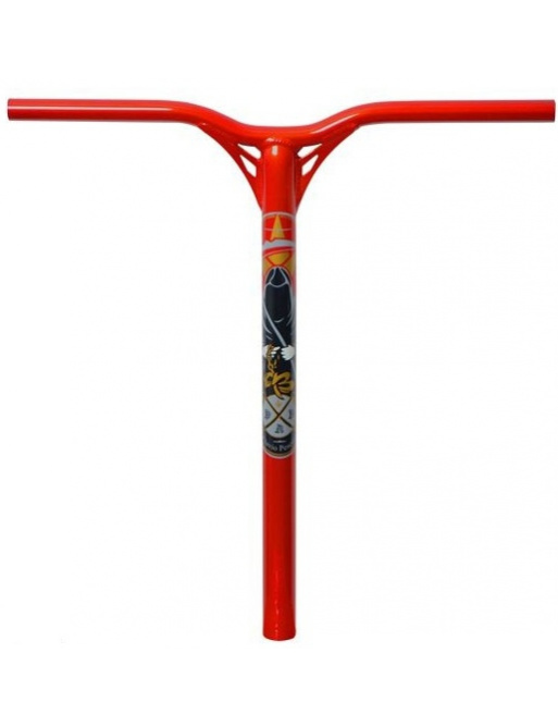 Blunt Reaper V2 handlebar dark orange 600 mm