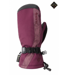 Gloves 686 Gore-Tex Linear Mitt plum 2020/21 women's vell.S
