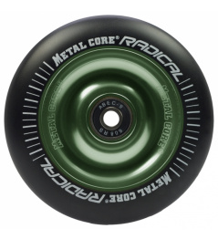 Metal Core Radical 100 mm cast iron black