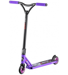 Freestyle scooter Bestial Wolf Booster B18 purple