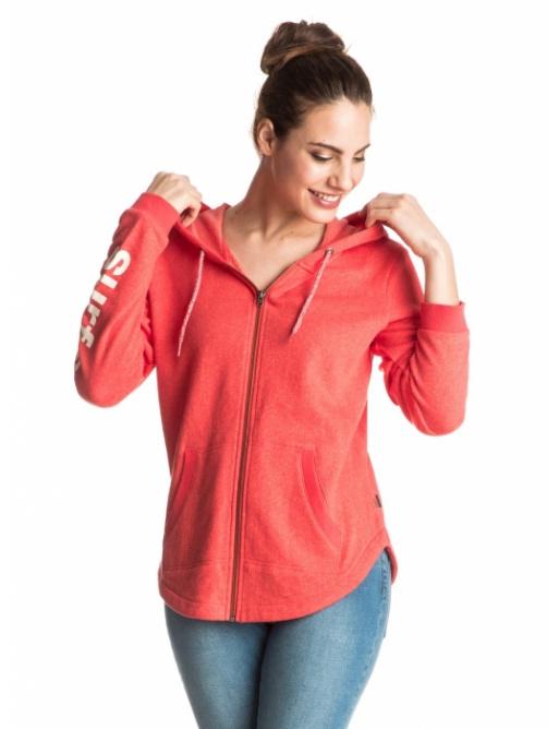 Roxy Hawser Sweatshirt 509 rmz0 hibiscus 2017 Ladies vell.L
