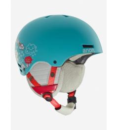 Helmet Anon Rime HI5 blue eu 2018/19 baby vell.L-XL / 52-55cm