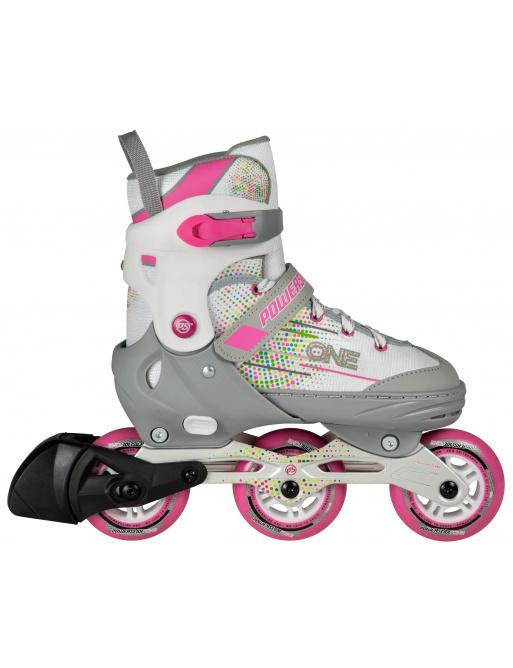 Kids Roller Skates Powerslide Joker Girls