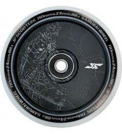 Wheel JP Samurai 110mm white