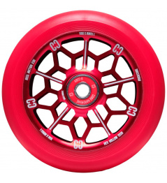 CORE Hex Hollow Scooter Wheel (110mm | Red)