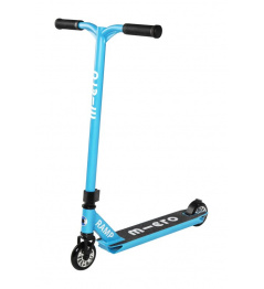 Freestyle Scooter Micro Ramp Cyan