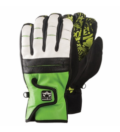 Gloves Rome Bushwood green / white 2012/2013 vell.M