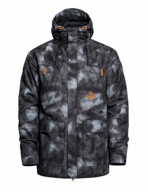Jacket Horsefeathers Thorn gray camo 2020/21 vell.S
