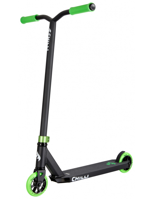 Freestyle Scooter Chilli Base Green