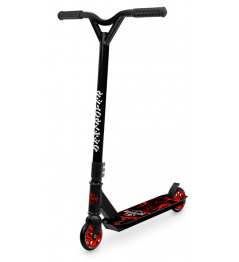 Street Surfing DESTROYER Red Lightning freestyle scooter