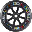 Wheel Longway Tyro Nylon Core 110mm black