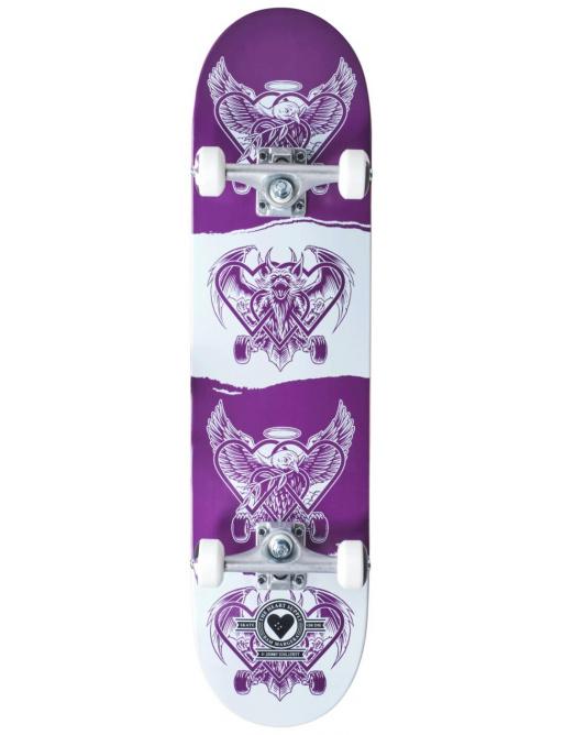 """Skateboard Heart Supply Bam 7.75 """"Dark Light"""