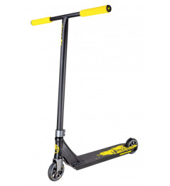 Freestyle scooter Addict Defender MKII Black / Yellow