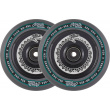 North Vacant 110mm Black 2pcs