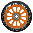Bestial Wolf Pilot orange wheel